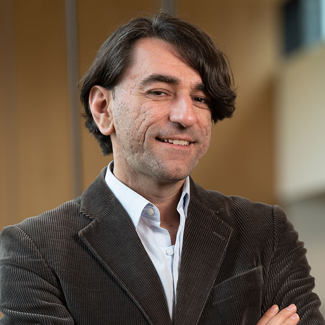 photo of Mehmet Dede